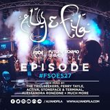 Aly and Fila Presents – Future Sound Of Egypt EP. 527 [20.12.2017]