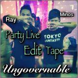 DJMinos Party Live Edit Mix Tape