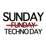 DAVE - Techno Sundayz #001 03.09.2017.