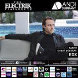Electrik Playground 13/9/19 inc. EDX Guest Mix