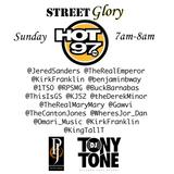 Street Glory on Hot 97 Live 2.26.17 (1yr Annv)