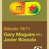 Gary Maguire LIVE @ Magic (2011)