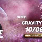 Dj Manene live in MC Zlatý Sttrom-10.9.2016 Gravity Clubbing
