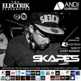 Electrik Playground 14/1/17 inc Skapes Guest Session
