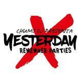 Rafa Ruiz @ Yesterday X (Metro Dance Club, Bigastro, 24-11-18)