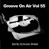 Groove On Air Vol 55