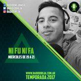 NI FU NI FA - 016 - 08-03-2017 - MIERCOLES DE 19 A 21 POR WWW.RADIOOREJA.COM.AR