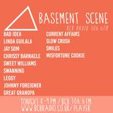 Basement Scene - Wednesday 4th September 2019