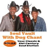 Solar Radio Soul Vault 10/10/18 Tuesday Midnight to 2am Wednesday with Dug Chant Bilbao Weekender
