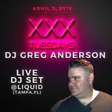 LIQUID Tuesday April 7 (Early)