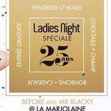 La Marjolaine (Before du loft) by Mr. Blacky