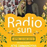 Άγης Εμμανουήλ καλεσμενος της Νικολ Κουρομιχελακη στο RadioSun