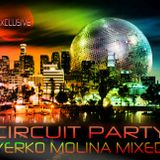 Circuit Party Aug 12 - Yerko Molina Mixed Live From Loveland