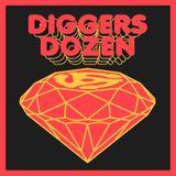 King Dom - Diggers Dozen Live Sessions (October 2013 London)