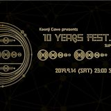 "2019.09.14 Koenji Cave Presents ""10 years fest. vol.1"" / House to HouseDelic Set 128 to 135 BPM"