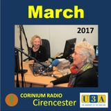 The Cirencester U3A Show - March 2017