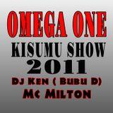 Omega One Kisumu Show 2011