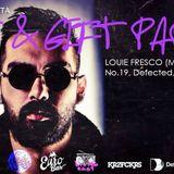 Louie Fresco After set
