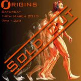 Origins 14th March 2015 Set Two