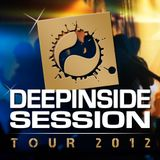 DEEPINSIDE SESSION TOUR 2012