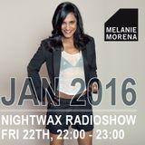 Melanie Morena Nightwax January Mix 2016