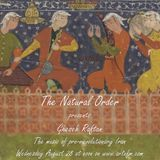 "The Natural Order August 28 2013 ""Pre-Revolutionary Iranian Pop"""