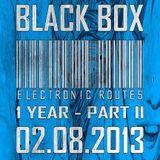 Syrreal Bastard (Live PA) @ Electronic Routes 1 Year Part II - Black Box Bitterfeld - 02.08.2013
