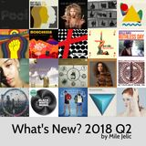 What's New? 2018 Q2