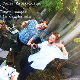Joris Katkevicius & Matt Banger 2014 04 01 @ la cancha Part 1