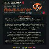 Mosillator DnB Tour DJ Competition - Maverick - Mumbai