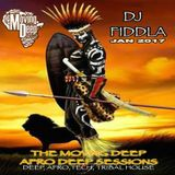 DJ FIDDLA.. THE MOVING DEEP AFRO DEEP SESSIONS.. JAN 2017