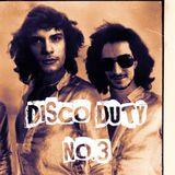 DISCO DUTY NO.3 – SCHEGG & HDSN @ BRENNES