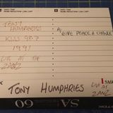 Tony Humphries Club Zanzibar 1991 Kiss FM NY Live