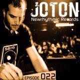 Episode 022 - Joton [Newrhythmic Records]