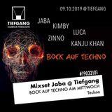 Jaba @ Tiefgang - Bock auf Techno am Mittwoch (2019-10-09)