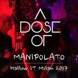 Manipolato @ Hallow IT (Milan 2017)