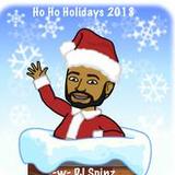 Happy Holidays by DJ Spinz