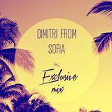 Dimitri From Sofia - Digitally Imported Radio (Exclusive Mix)