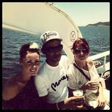 MIGUEL CAMPBELL / Live broadcast from the Cirque de la Nuit boat party / 19.06.2013 / Ibiza Sonica