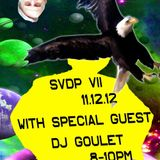 DJ B-Tips and Goulet Live on WRBB 11.12.12 (Sacco and Vanzetti Episode 7)
