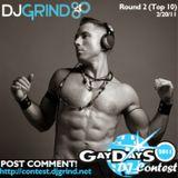 GayDays DJ Contest | DJ GRIND -- Top 10 Mix (2/20/11)