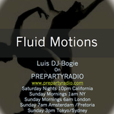 Fluid Motion Show on PrePartyRadio 04/24/16 Just plain old mixing on Cd Decks