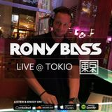 RONY-BASS-LIVE@TOKIO-2019-08-30