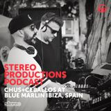 WEEK32_15 Chus & Ceballos Live from Blue Marlin Ibiza, July'15
