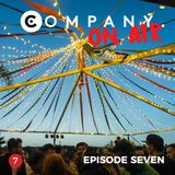 COMPANY On Air - Online Radio Show - EPISODE SEVEN