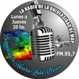 Entrevista de Fredy Alvarez y Rubén Naveiro para Radio Universidad