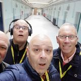 Old Gits & Hits at Shepton Mallet Prison 31st October 2018 part 2