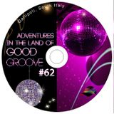 Adventures in the land of Good Groove #62