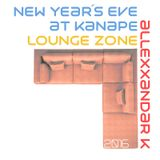 Alexxandar K - New Year's Eve at Kanape (Lounge Zone) 2016 - (3 Million Ways 068) part2