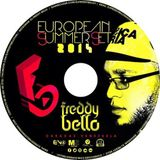 MADRID TO CARACAS - European Summer Set 2014 BY Freddy Bello